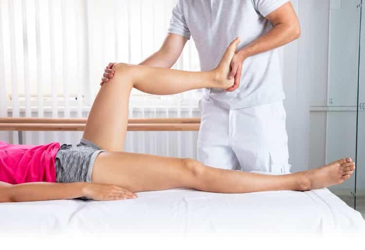 massage-pied-genou-kinesitherapeute